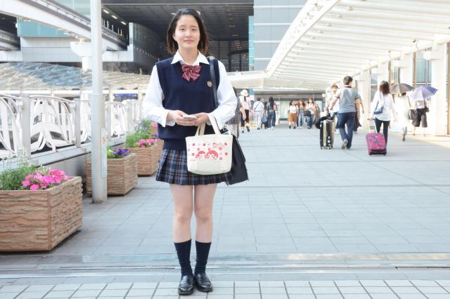 北九州市の女子高生