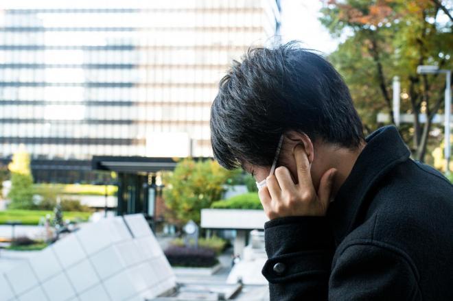 突発性難聴は誰でもなり得るのです。※写真はイメージです