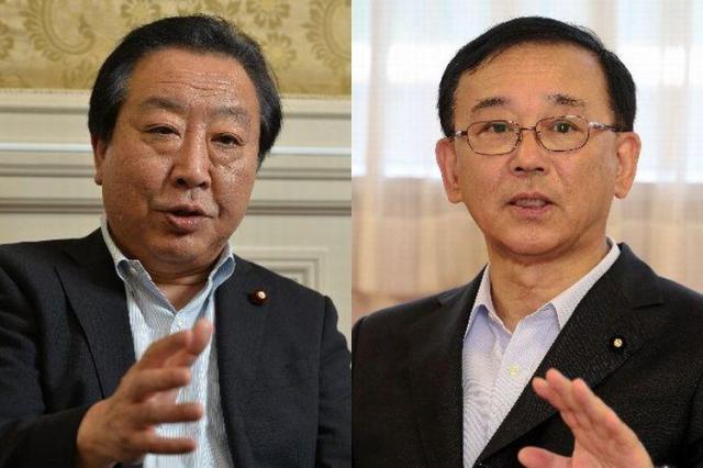 実は秘密会談していた当時の野田佳彦首相と自民党の谷垣禎一総裁