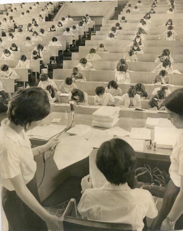【1970年】名古屋地区の日航の客室乗務員採用試験