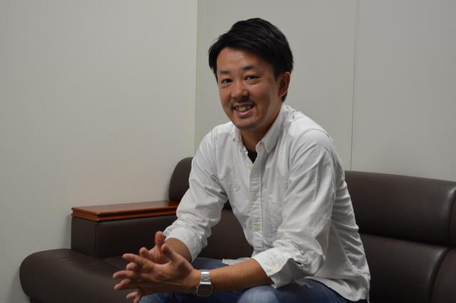 株式会社クリムゾンの金井伊孝さん