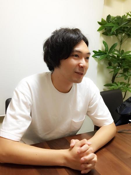 田中光さん=グレープカンパニー提供
