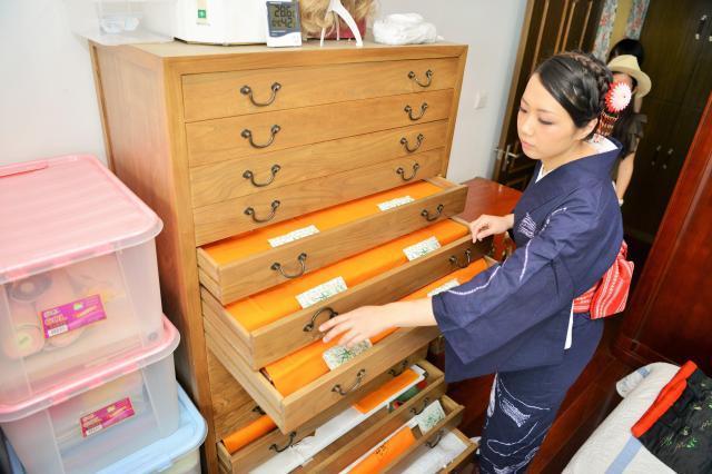 桐たんすは日本製をお取り寄せで購入
