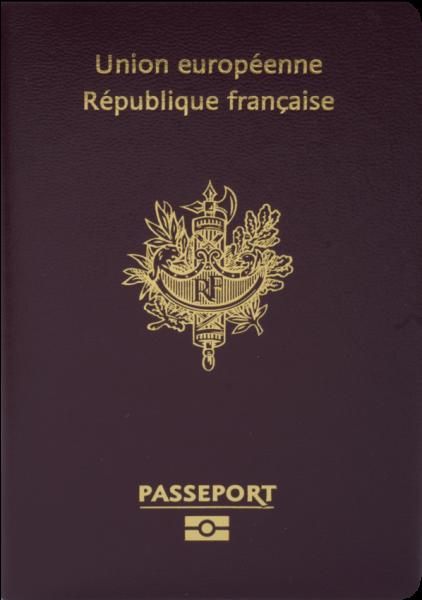 2017年パスポートランキング3位のフランス