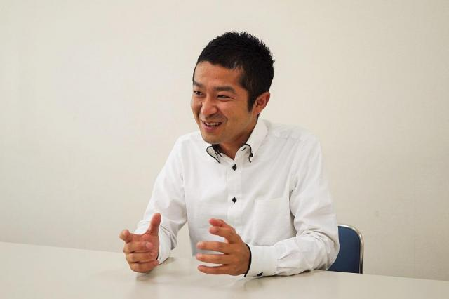 「みんなの安全安心プロジェクト」責任者・ダイハツ工業株式会社の橋本駿太郎さん