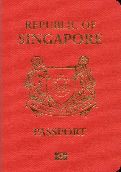 2017年パスポートランキング1位のシンガポール