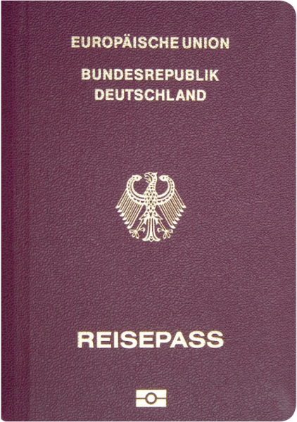 2017年パスポートランキング1位のドイツ
