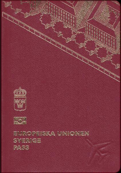 2017年パスポートランキング2位のスウェーデン