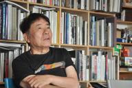 写真家のハービー山口さん。人工知能による写真のカラー化について「作家として心配はない」と語った