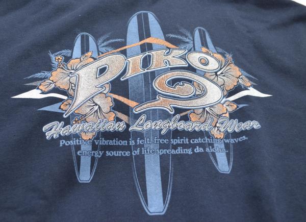 2000年代初頭、「PIKO」のTシャツが流行