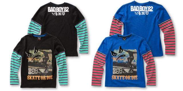 「BAD BOY」のキッズウェア