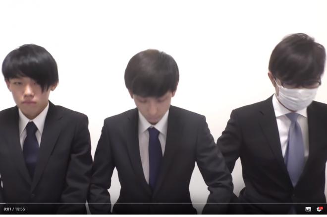 ヒカル氏らが投稿した動画