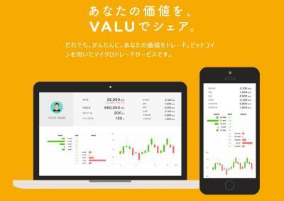 VALUのトップページ