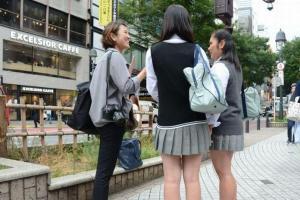 女子高生スカート丈調査が伝えたかったこと「自分を貫く」格好いい!