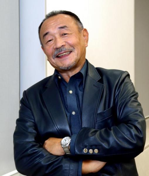 「北斗の拳」の原作者、武論尊さん