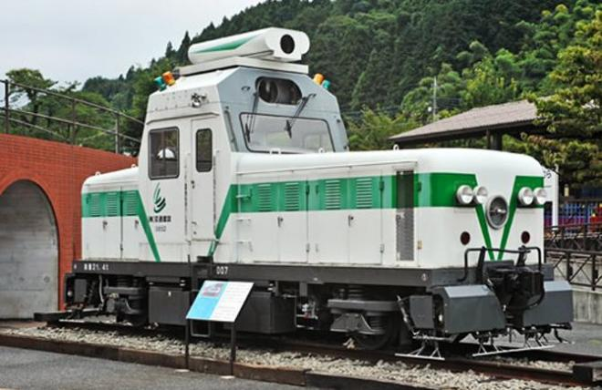 新幹線用軌道確認車 GA-100