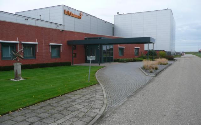 オランダにあるキッコーマンのヨーロッパ工場。イスラム教徒も安心して使えるしょうゆを生産している