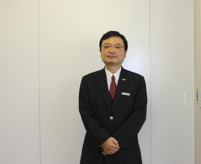 韓国出身の金(キム)さん(45歳)