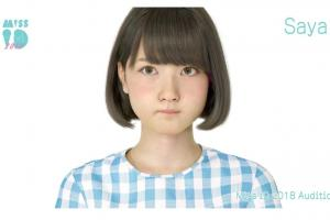 CG女子高生「Saya」、満面の笑顔は苦手…その...