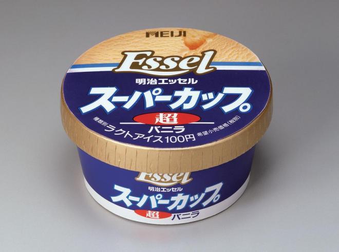 1994年の商品がこちら。「Essel」と大きく書かれている