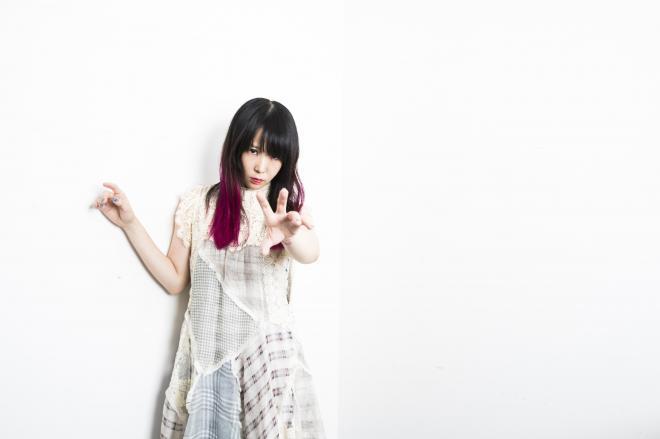 アルバム『MUTEKI』をリリースした大森靖子さん=川田洋司撮影