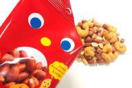話題の新商品「キャラメルコーンのピーナッツ」