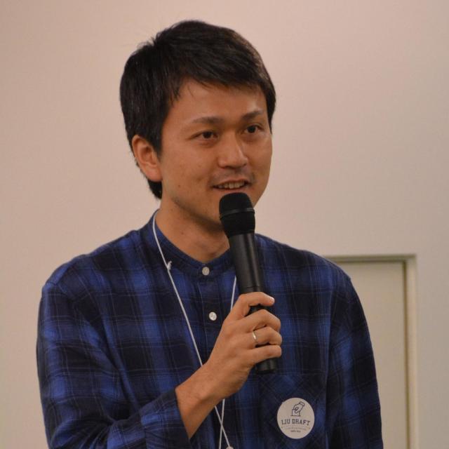 「鹿児島移住計画」代表の安藤淳平さん=東京都、島崎周撮影