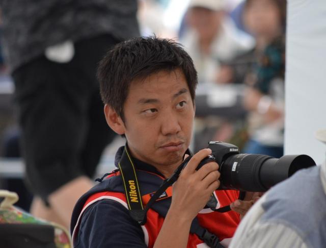 大相撲の顔認識アプリ開発に挑戦する佐渡昭彦。朝日新聞の情報技術本部に所属