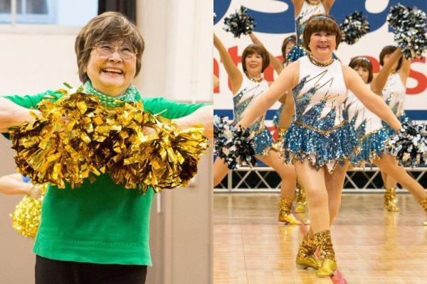 63歳でシニアチアダンスチームを設立した滝野文恵さん