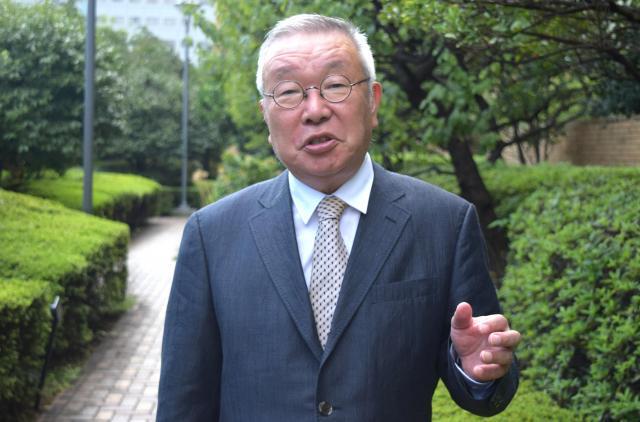 電通元常務執行役員の藤原治さん