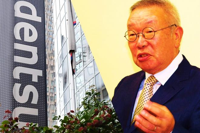 実名での「独白」を決断した電通元常務執行役員の藤原治さん