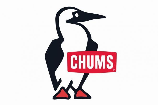 CHUMSのマスコット「ブービーバード」