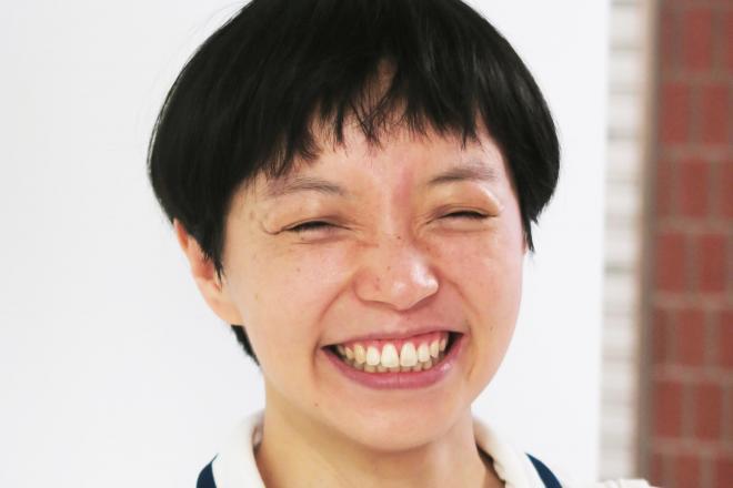 台湾出身の作家・温又柔さん
