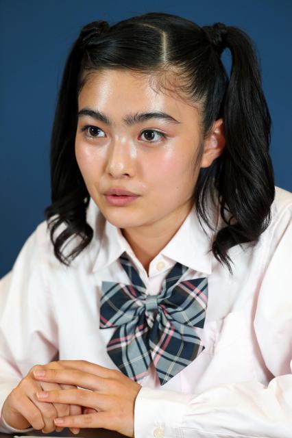 「今はざっくりした選択になってしまっている感じがします」と語る井上咲楽さん