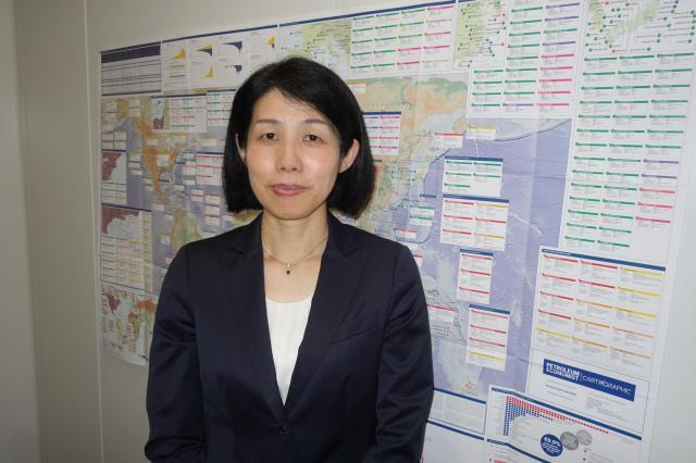日本エネルギー経済研究所・中東研究センターの坂梨祥研究主幹