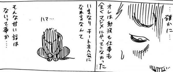 社畜が異世界に転生する漫画