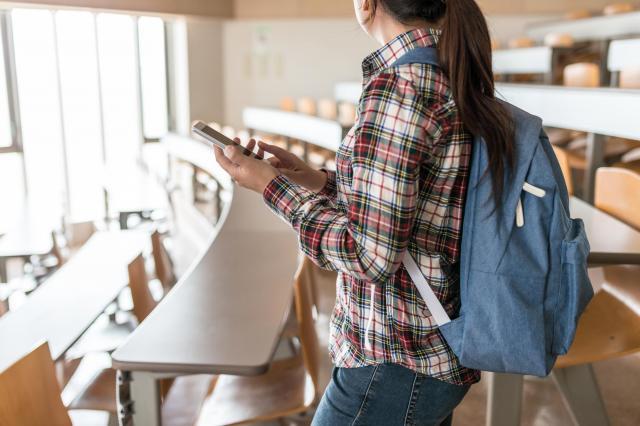 「うちの大学でもそう」「学生だけど私もそう」といった共感が多く寄せられた(画像はイメージです)