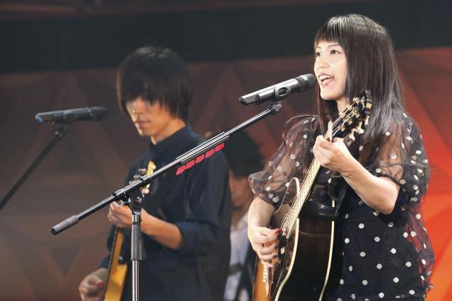 今年のRockCorpsのセレブレーション(ライブ)に出演したアーティストのmiwaさん