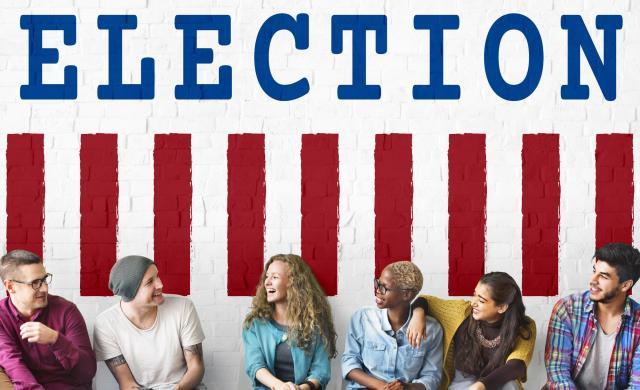 アメリカも若者の投票率の低さが問題になっている(画像はイメージです)