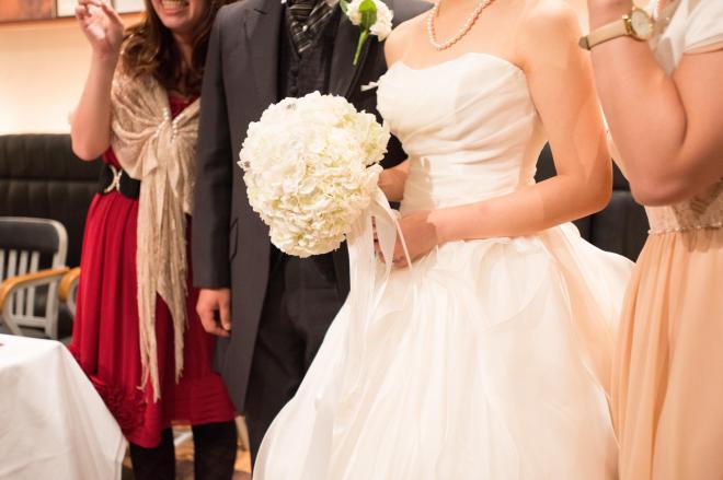 結婚式の女性ゲストのドレス、白はアリなの?