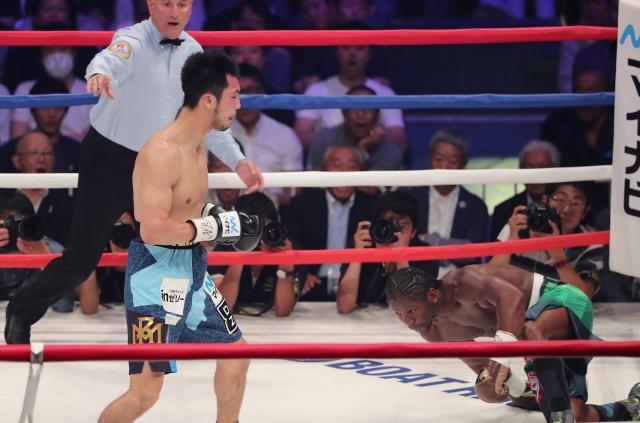 5月の王座決定戦では村田選手はダウンを奪いながら、判定負けを喫した