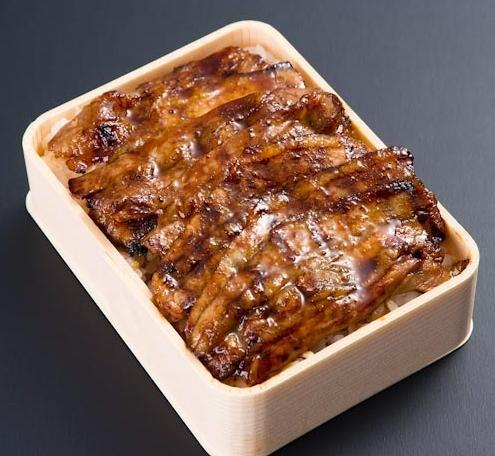 「豚あみ焼き弁当」