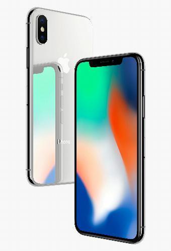 11月3日に発売開始の「iPhoneX」=アップル提供