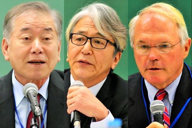 北朝鮮との交渉について議論を交わした日米韓の識者たち
