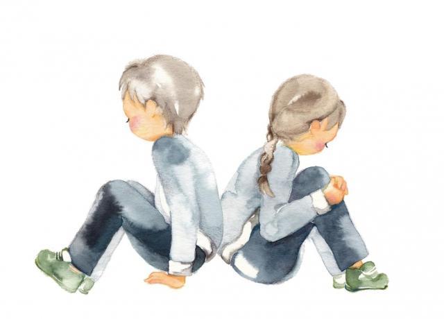 頑張ってもどうしようもない壁を突きつけられ続けた子が気力を保つのは難しい(画像はイメージです)