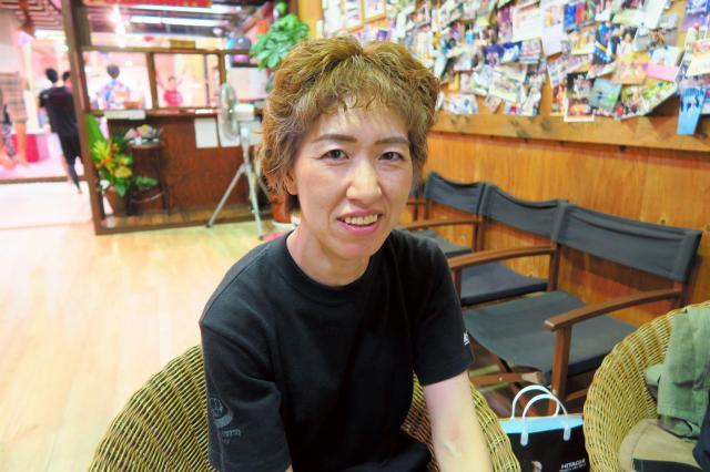 少年隊に憧れバク転を習い始めた、藤井理加さん