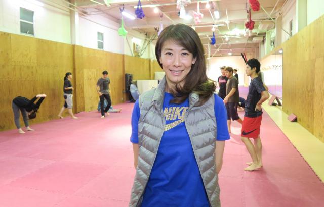 代表の杉本佳美さん