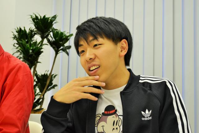 「ちっちゃい田中君が……」