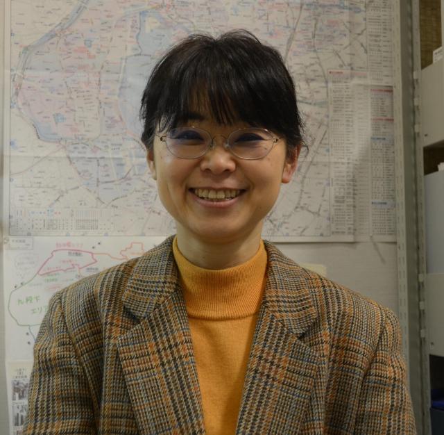 二松学舎大学の島田泰子教授
