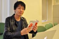 「新書も売り方のエンタメ化が必要」と語る講談社の小林雅宏さん。講談社現代新書の新刊『健康格差』で全章無料公開に踏み切った